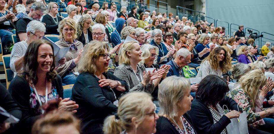 Välkommen till Anhörigriksdagen 2020