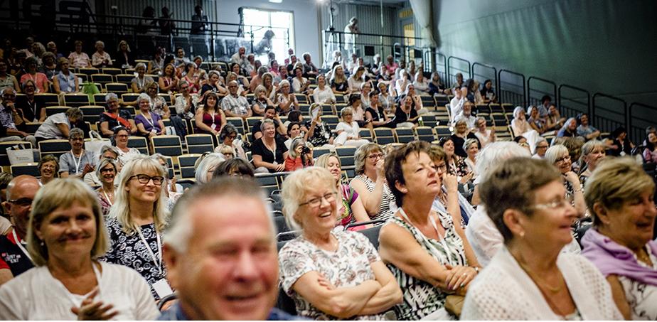 Välkommen till Anhörigriksdagen, Nordens största anhörigkonferens